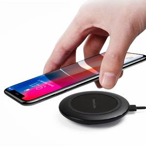 Qi Wireless Charger 10W,Original Wireless Charger for iPhone 8/X Charging Pad for Samsung Galaxy S8 Plus Charging
