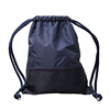 19.6 inch Large capacity various color nylon drawstring gym backpack basketball bag for sports