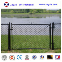 Reliable Supplier ISO 9001:2008 plastic covering for pvc chain link fence dog cage