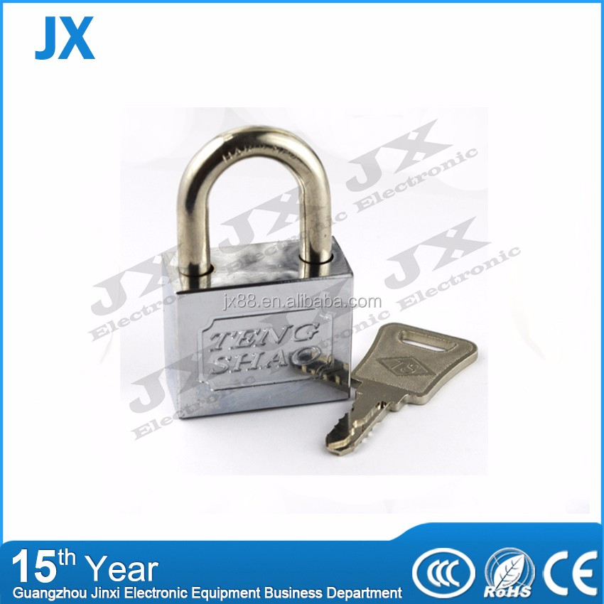 Firm and durable padlocks keyed alike for game accesory