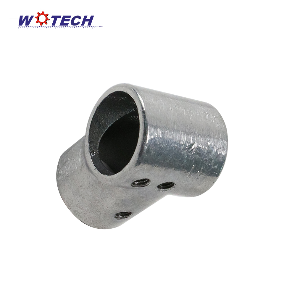 OEM ODM China Cast Metal Grey Iron Ductile Iron Pipe Fittings