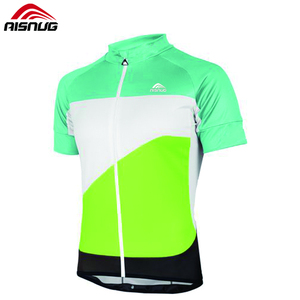 custom sublimated print new mode cycling jersey women