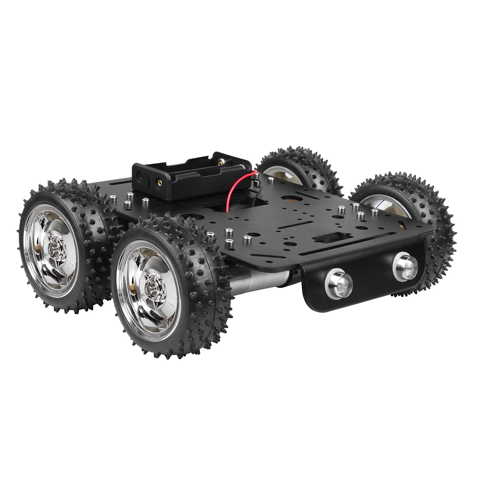 Buy 2WD Smart Robot Car Speed Detection Chassis Kits With 20 Grid