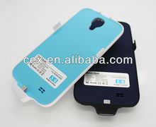 for Samsung Galaxy S4 i9500 Power Bank Battery Case 3200 mah