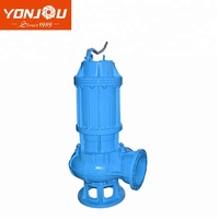 MSQ series vertical submersible slurry pump for mining sludge