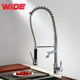 Best selling high arc pull down 3 way kitchen faucet for commercial