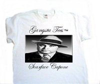 Gangsta Tees/Scarface Capone By Mark A.