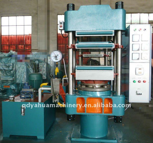 Rubber Strip Vulcanizing Machine/Rubber Mat/Bushing Making Machine