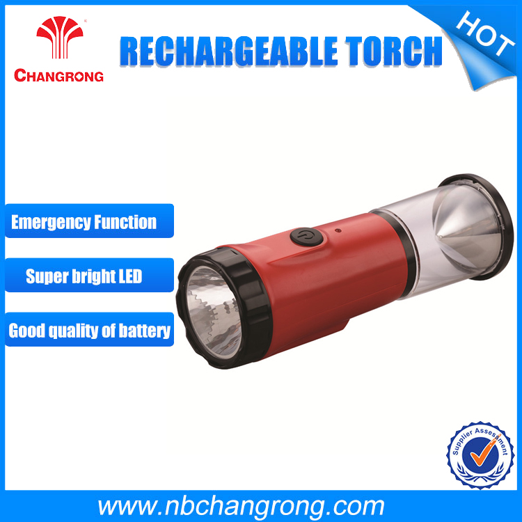 yage rechargeable torch , led usb rechargeable torch