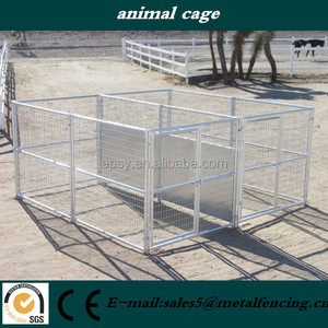 Selling dog kennels animal pet welded wire mesh cage