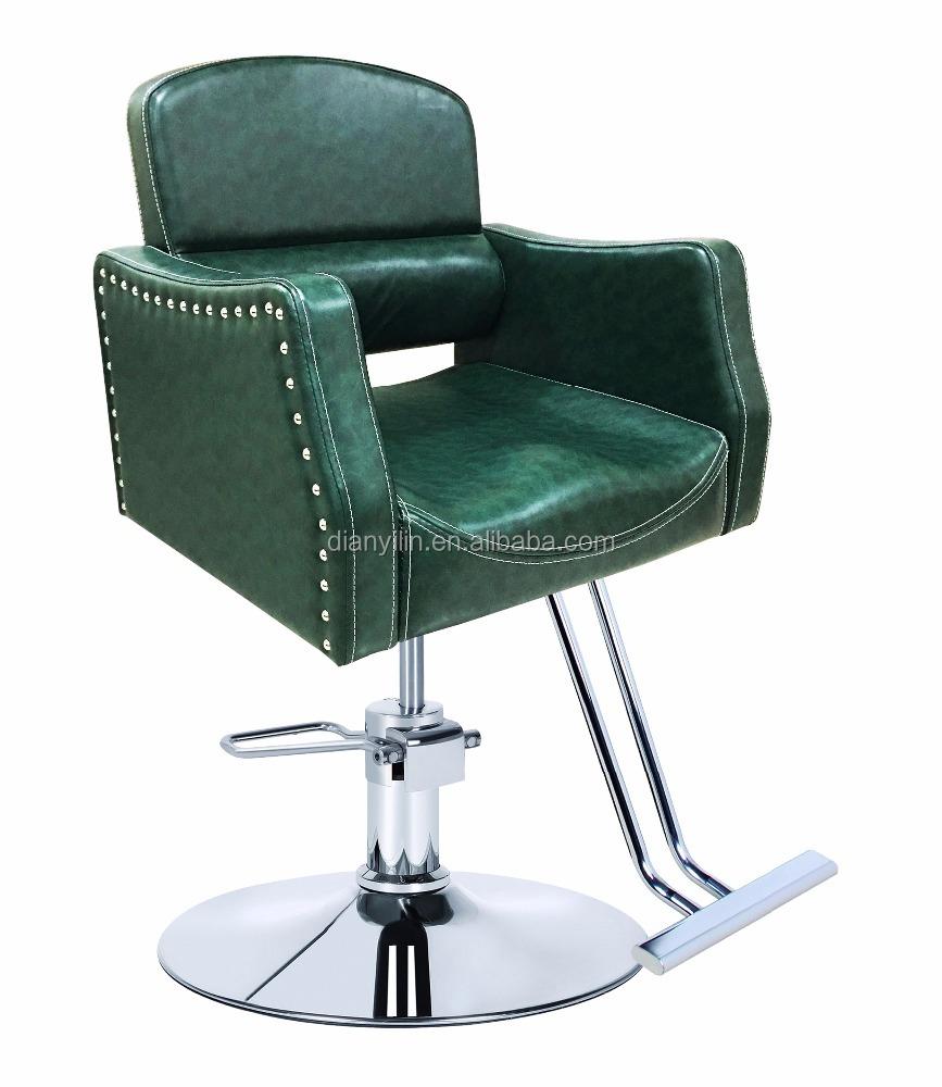 Hairdressing Chair Barber Chair Put Down Hair Salons Haircut Chair Hydraulic Lifting Chair 100% Guarantee
