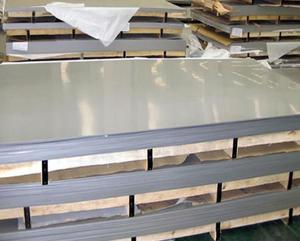 Cold Rolled 5mm Thickness 304 2B Stainless Steel Sheet / Plate