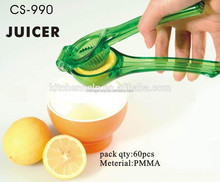 Protable kitchen gadgets/ orange juicer/ Fruit juicer