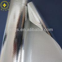 Aluminum Foil Woven Fabric,Foil Radiant Heat Barrier,Aluminum Foil Insulation