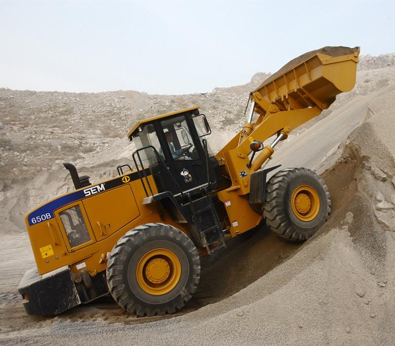 ORIEMAC Eath Moving Construction Machine 3 Tons 630B Mini Wheel Loader
