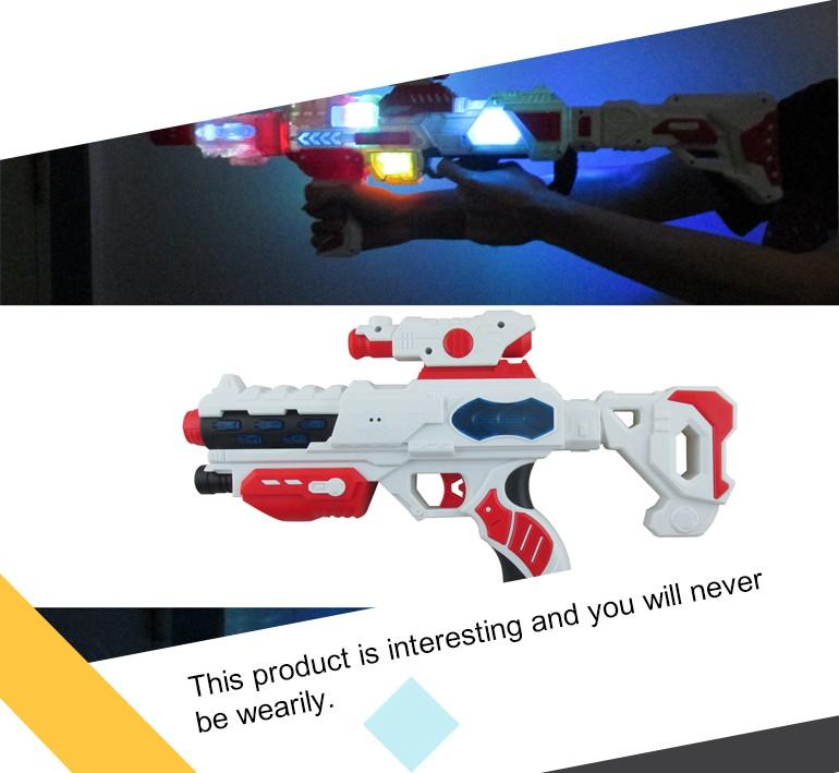 Electrónico Sonido Buy Para Con Pistola Luz Cosplay Arma cosplay Autodefensa De La Juguete Policía Policía Armas Y LGMSVUpqz