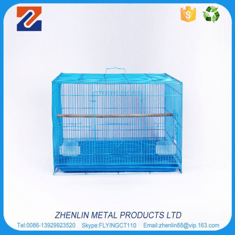 Alibaba china high quality parrot cage small bird cage