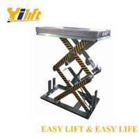 Electric Hydraulic Scissor Lift Table H series