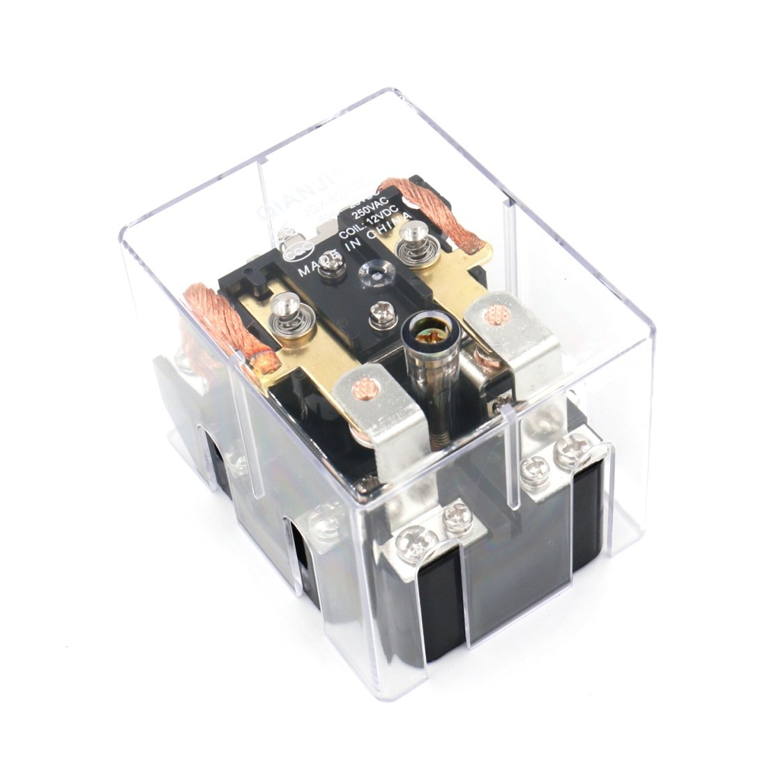 Cheap Dpdt Relay 12v Find Deals On Line At Alibabacom Latching 12vdc Get Quotations Baomain Jqx 62f 2c Coil Voltage Dc 80a Electronmagnetic
