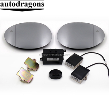24 Ghz Microwave Radar Blind Spot Monitoring System Fit For Peugeot Citroen Monitor