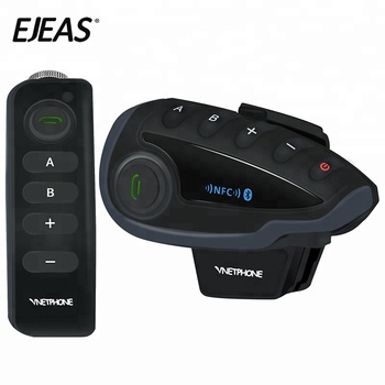 Best motorcycle helmet bluetooth headset/intercom with 1200M each 5 users communicate same time