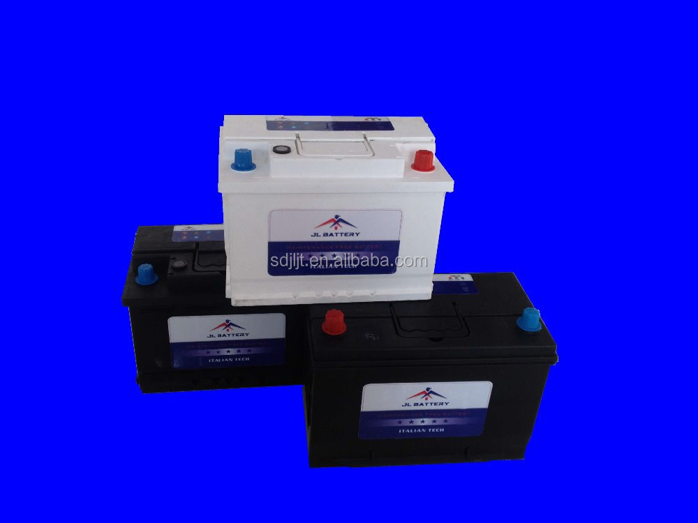 accumulator; car battery with full capacity and high CCA