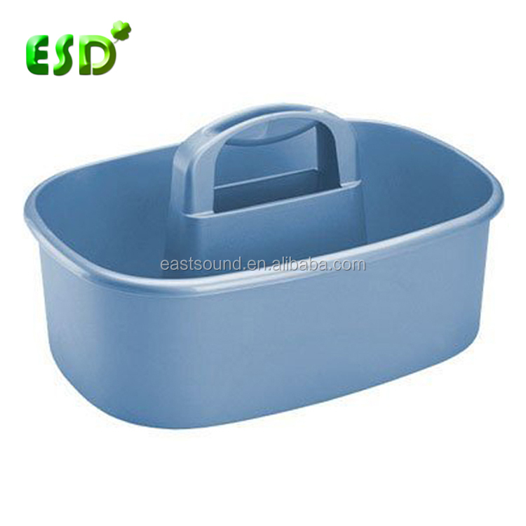 Esd Plastic Organizer Caddy For Cleaning Supplies - Buy Organizer ...