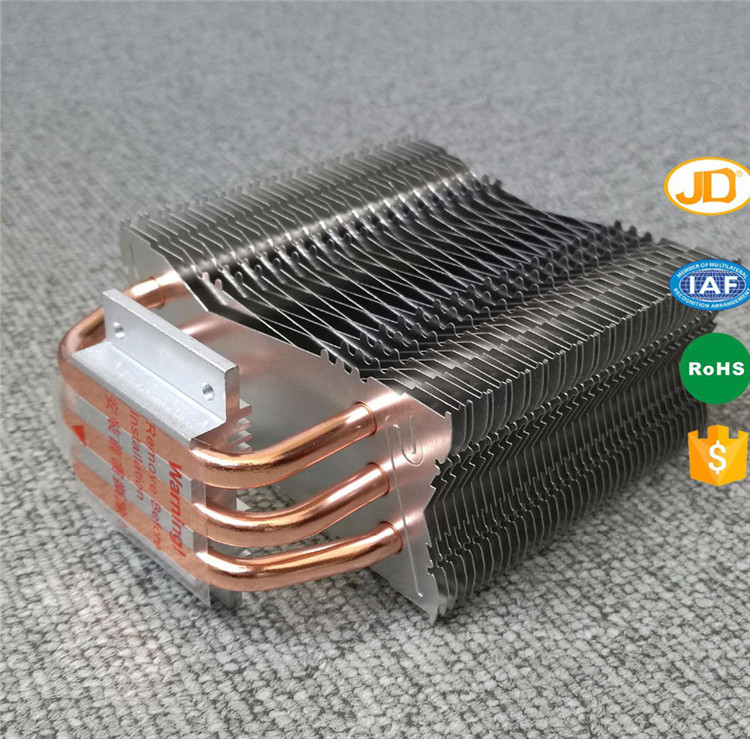 extruded aluminum heatsink enclosure aluminium heatsink price per ton skived fin intel cpu heatsink