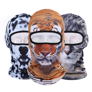 Custom print balaclava Animal Funny Ski Face Mask