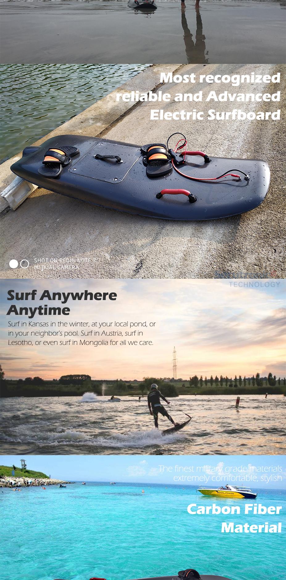 Water Surfing Sports Wholesale Fast Speed Motor Power Jet