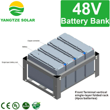 deep cycle 48v solar battery pack