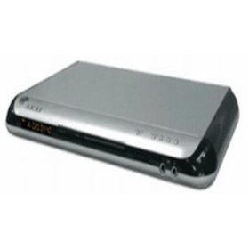 Akai DV-PX6150K All Multi Region Code Free DVD Player 220V