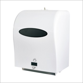 Whole Automatic Paper Towel Dispenser Toilet Hand Wipe Sensor Tissue Bathroom