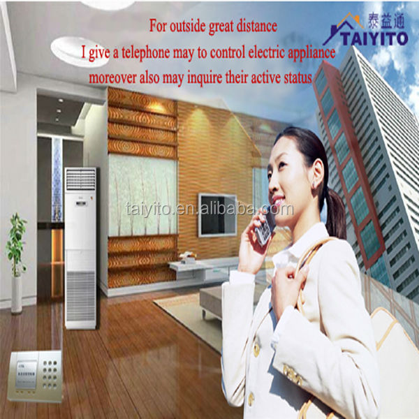 wireless korea video door phone smart home system zigbee ios control home automation