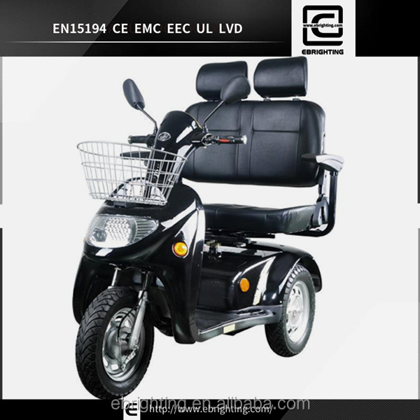 Does Adult electric three wheel scooters