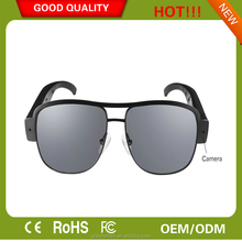 Forestfish Sunglasses with Camera HD 1080P Video Recorder Spy Camera Glasses 32GB SD Card custom print glasses spy camera