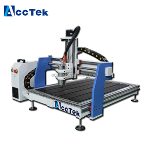 Factory wholesale price 4 axis mini cnc router machine