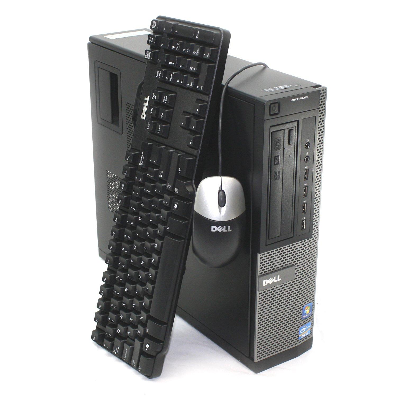 Dell Optiplex 7010 Refurbished Desktop Computer - Intel Quad Core i5-3470 3.2GHz, 16GB DDR3 Ram, 1TB Hard Drive, DVD+/-RW, Windows 7 Professional (by RefurbTek)