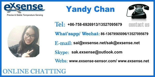 Surface measurement high reliability ring Lug NTC temperature sensor for electromobile