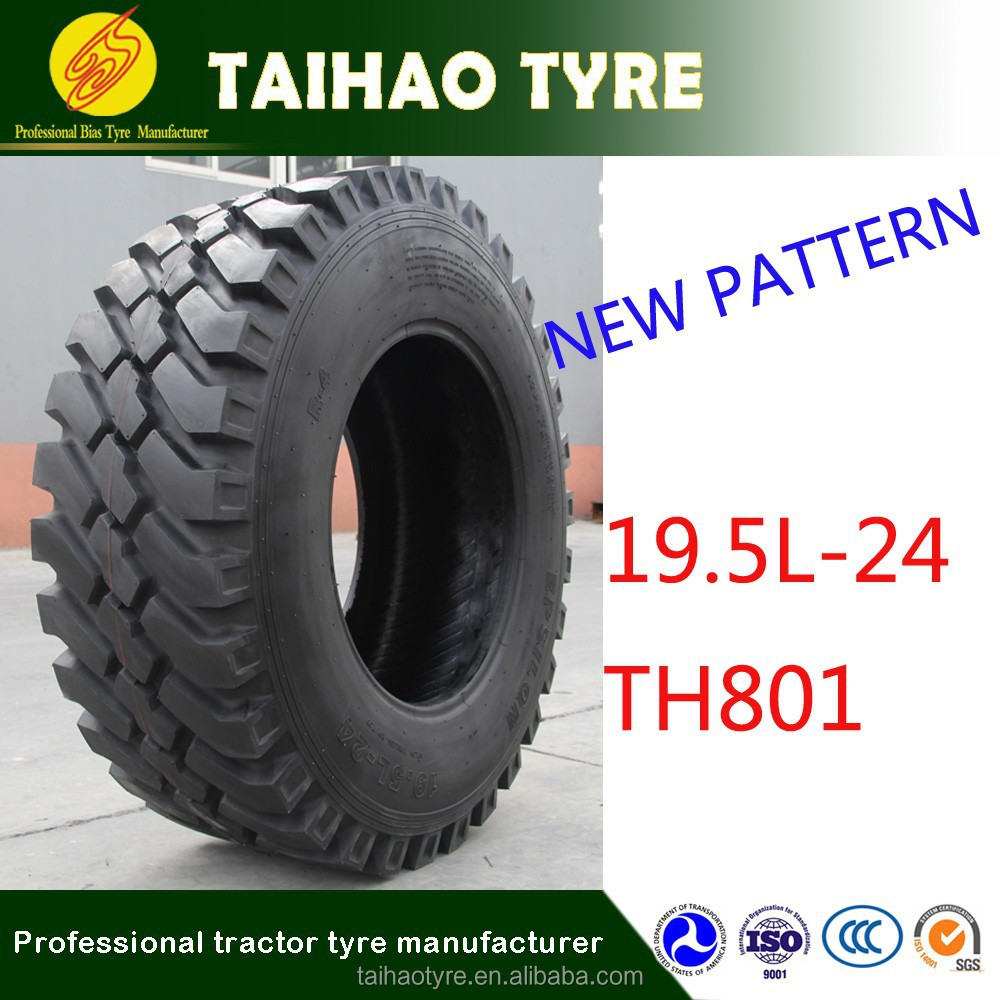 High Quality Agricultural Tire China Tractor Tire Th802 Pattern ...