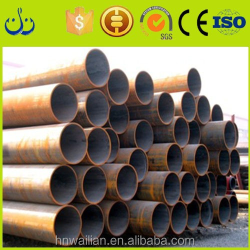 GB Q195 Q235 Q345 ssaw spiral welding pipe for oil and gas manufacturing