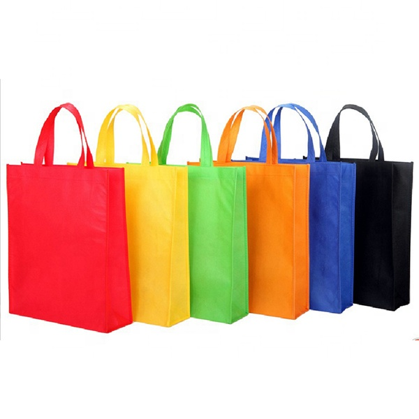 Huadefeng Advertising Logo Customized Beautiful And Charming Printing Recyclable Plastic bag For Shopping