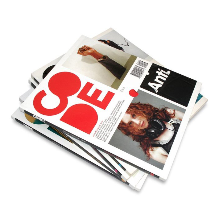 Offset Printing Service for Magazine Printing
