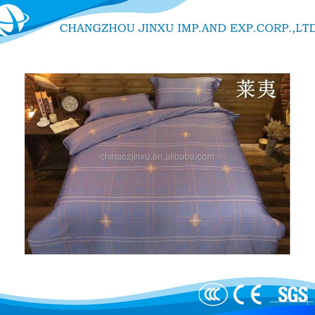 Chinese Home Textile Bed Sheet Best Fabric Kids Bedding Set Include Quilt Cover Bedspread