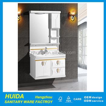 Bathroom Lighting Bathroom Cabinet Vanity Unit White Color
