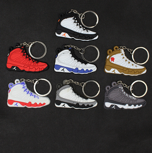 fd0c02939a2a Mini Basketball Shoes Keychains