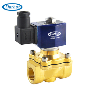 Energy-saving type low pressure LPG natural gas solenoid valve for gas