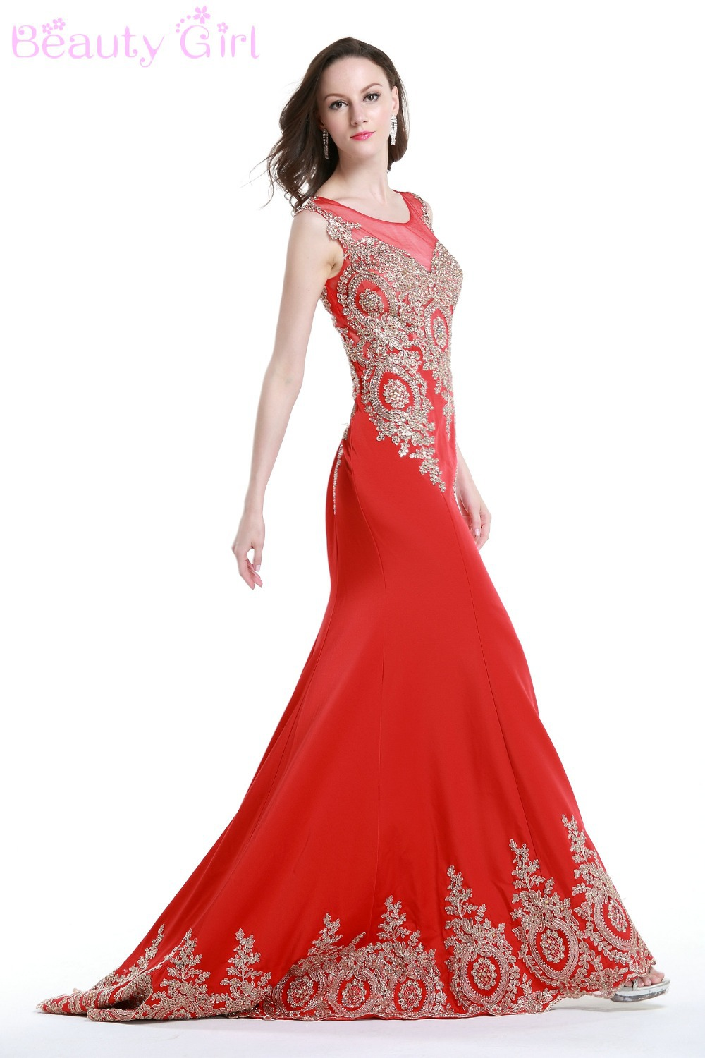 ce5651c180 Cheap Red And Gold 15 Dresses, find Red And Gold 15 Dresses deals on ...