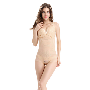Plus size shapewear one piece slimming underwear best waist