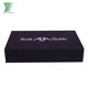 luxury cardboard promotional gift preserved boxes for notebook and pens set magnetic closure